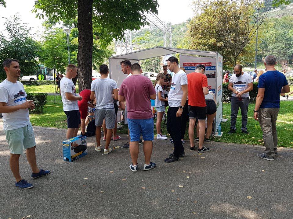 Iniţiativa #fărăpenali a adunat toate semnăturile necesare, dar campania va continua!