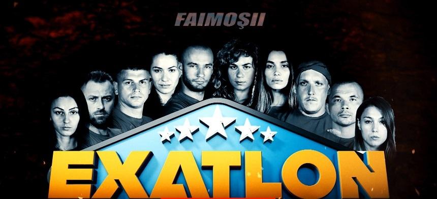 """Cel de-al doilea sezon """"Exatlon"""" va avea premiera miercuri la Kanal D"""