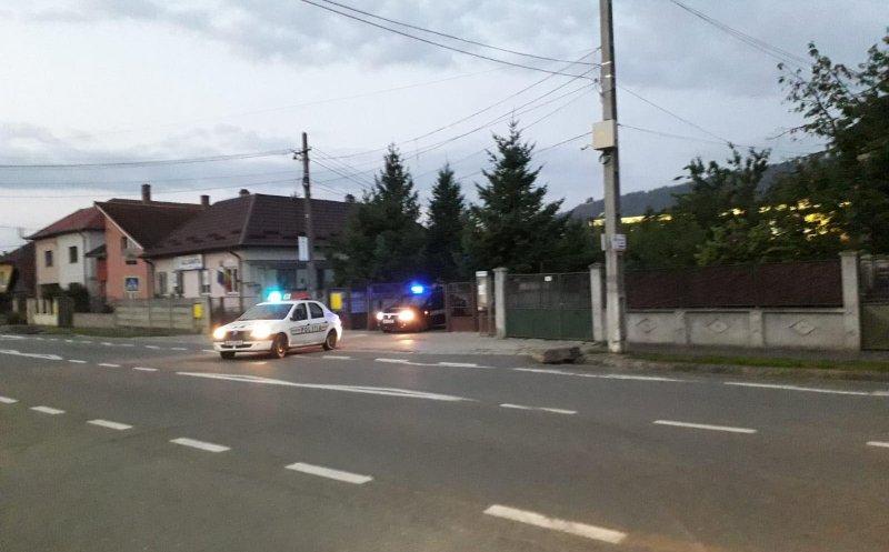 O razie a poliţiştilor clujeni în comuna Baciu s-a lăsat cu 11 persoane reţinute şi amenzi de 9.000 lei