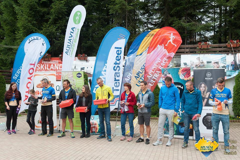 Câştigătorii maratonului Apuseni Ultra Race 2018!