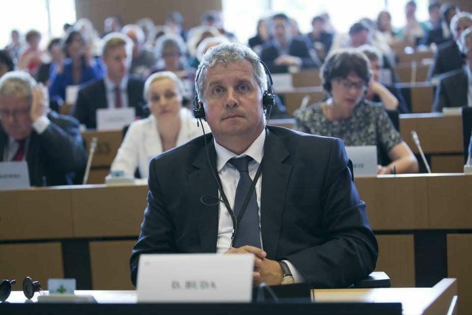Daniel Buda mai vrea un mandat de europarlamentar şi şi-a anunţat candidatura în 2019