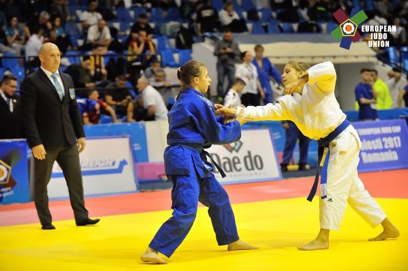 """Ce sportivi clujeni de la CS """"U"""" Cluj participă la Campionatul Naţional de Judo pe echipe U18 de la Miercurea Ciuc"""