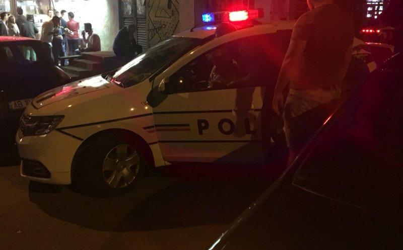 """Strada """"studenţilor"""", luată la puricat de poliţiştii clujeni"""