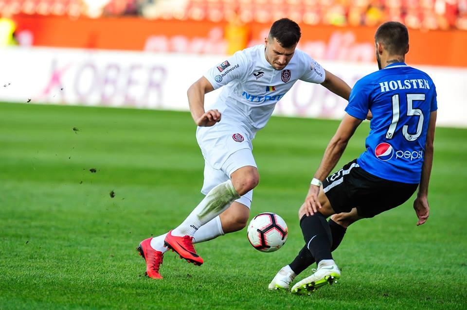 Derby-ul campionatului, la egalitate – CFR Cluj și FCSB au remizat duminică seara în Gruia!