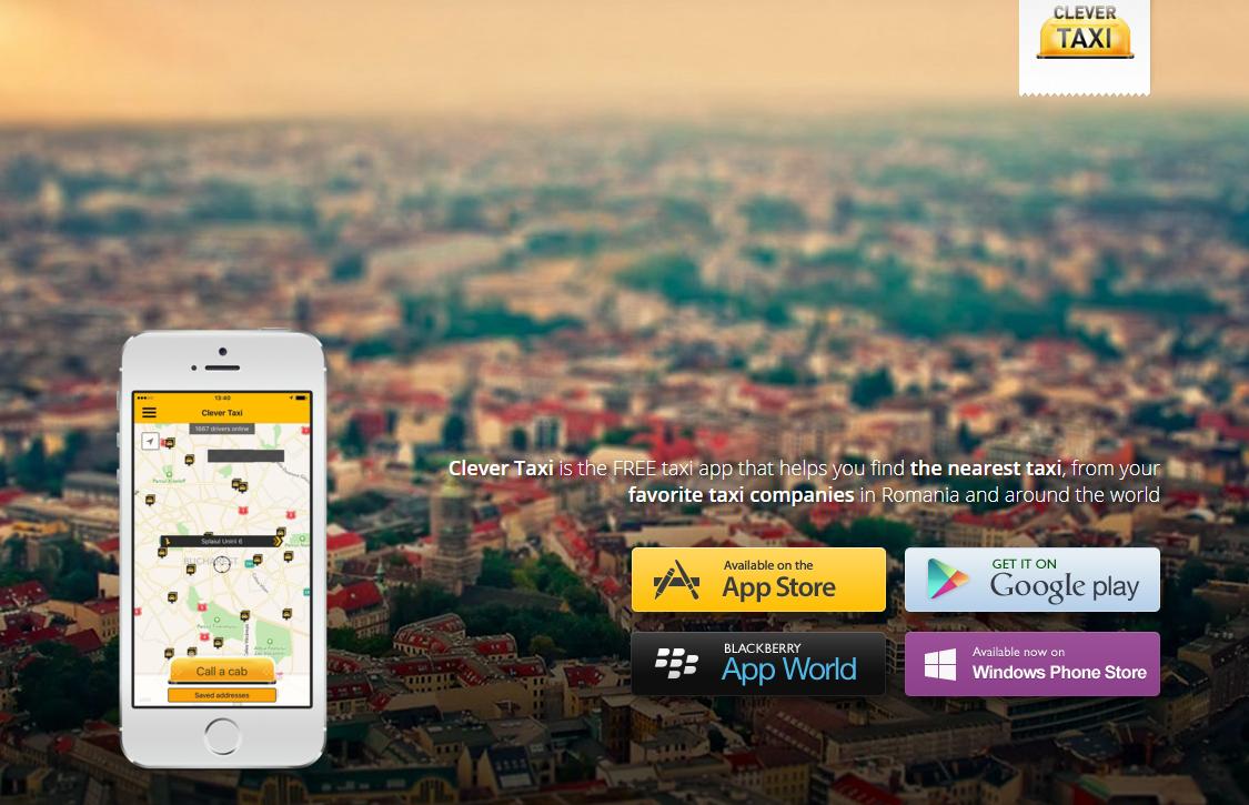 Cu aplicaţia Clever Taxi poţi plăti cursa direct cu cardul, prin noul serviciu CleverPay! (P)