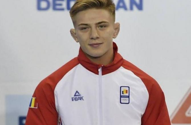 Clujul, pe podium la Buenos Aires – Adrian Șulcă, primul campion olimpic de tineret din istoria sportului clujean, după medalia de aur câștigată la Jocurile Olimpice de Tineret!