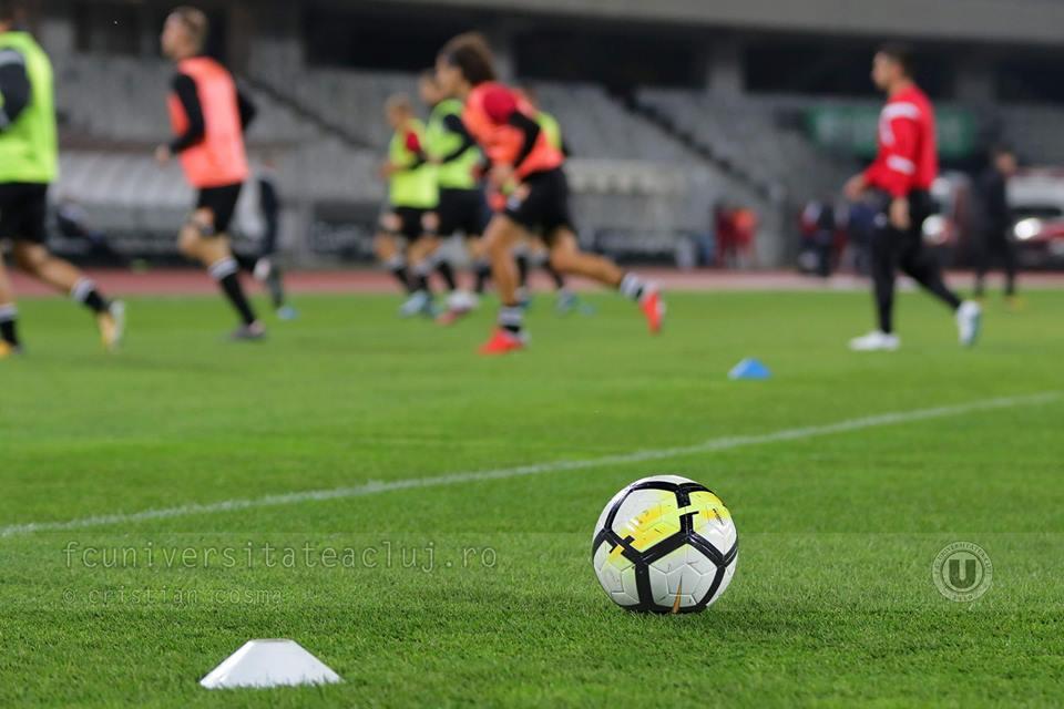 "UPDATE – De ce ar putea câştiga ""U"" Cluj meciul cu Astra Giurgiu la masa verde?"