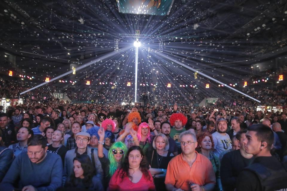 Ultimele 700 bilete la We Love Retro 2018 s-au pus în vânzare! Vino să îi asculţi live pe C.C. Catch, Masterboy, N-Trance, East 17, N&D și Brooklyn Bounce DJ, la BT Arena!