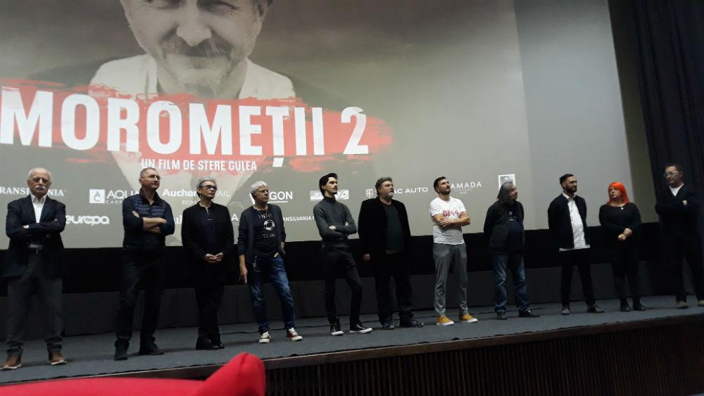 """Sonorizarea defectuoasă a stricat premiera filmului Moromeţii 2 la Cinema """"Florin Piersic"""" – Tudor Giurgiu: """"Pentru mine această sală este o rușine. Filmul se aude impecabil în multiplexuri şi în sălile civilizate"""""""