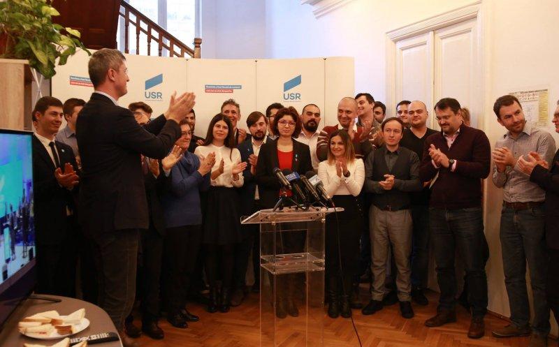 USR a anunţat candidaţii la Europarlamentare 2019! Cine va fi reprezentantul Clujului?