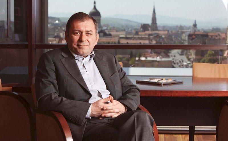 """Horia Ciorcilă, """"părintele"""" Băncii Transilvania: """"Norocul nostru a fost că nu puteam finanța marile proiecte imobiliare"""""""