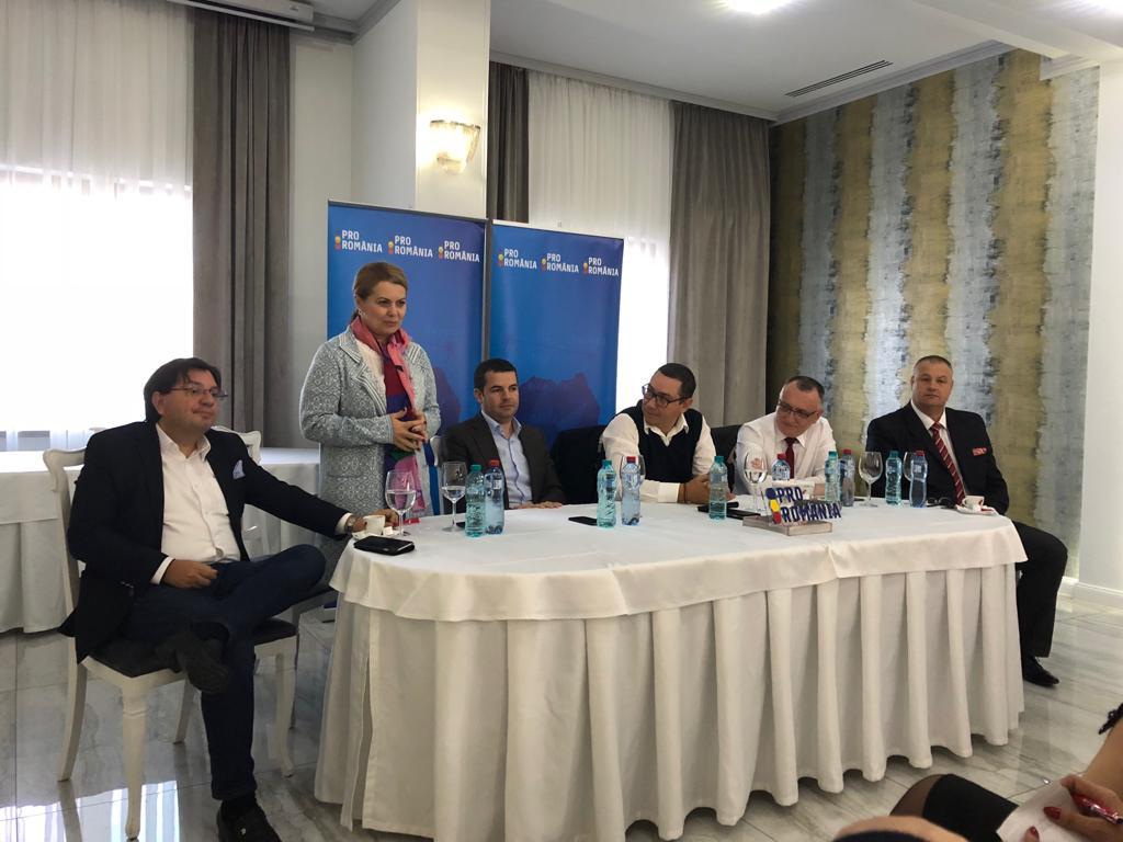 Autoarea legii anti-fumat a revenit în politică: Fostul ministru PSD Aurelia Cristea, aleasă vicepreședinte al PRO România!