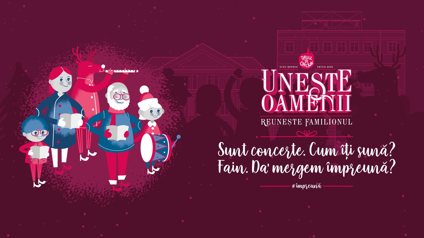Începe săptămâna muzicii la Târgul de Crăciun din Cluj-Napoca! 50.000 de persoane s-au bucurat de atmosferă şi de evenimente în primul weekend!