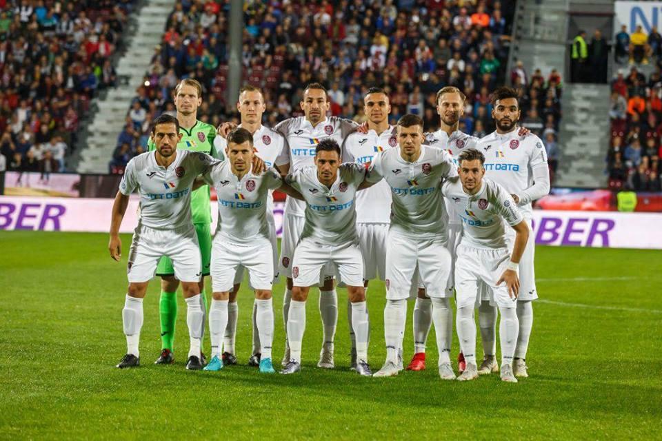"""Au spart """"blestemul remizelor"""" – CFR Cluj a învins FCSB pe Arena Naţională şi iernează pe primul loc în Liga 1, la şase puncte diferenţă!"""