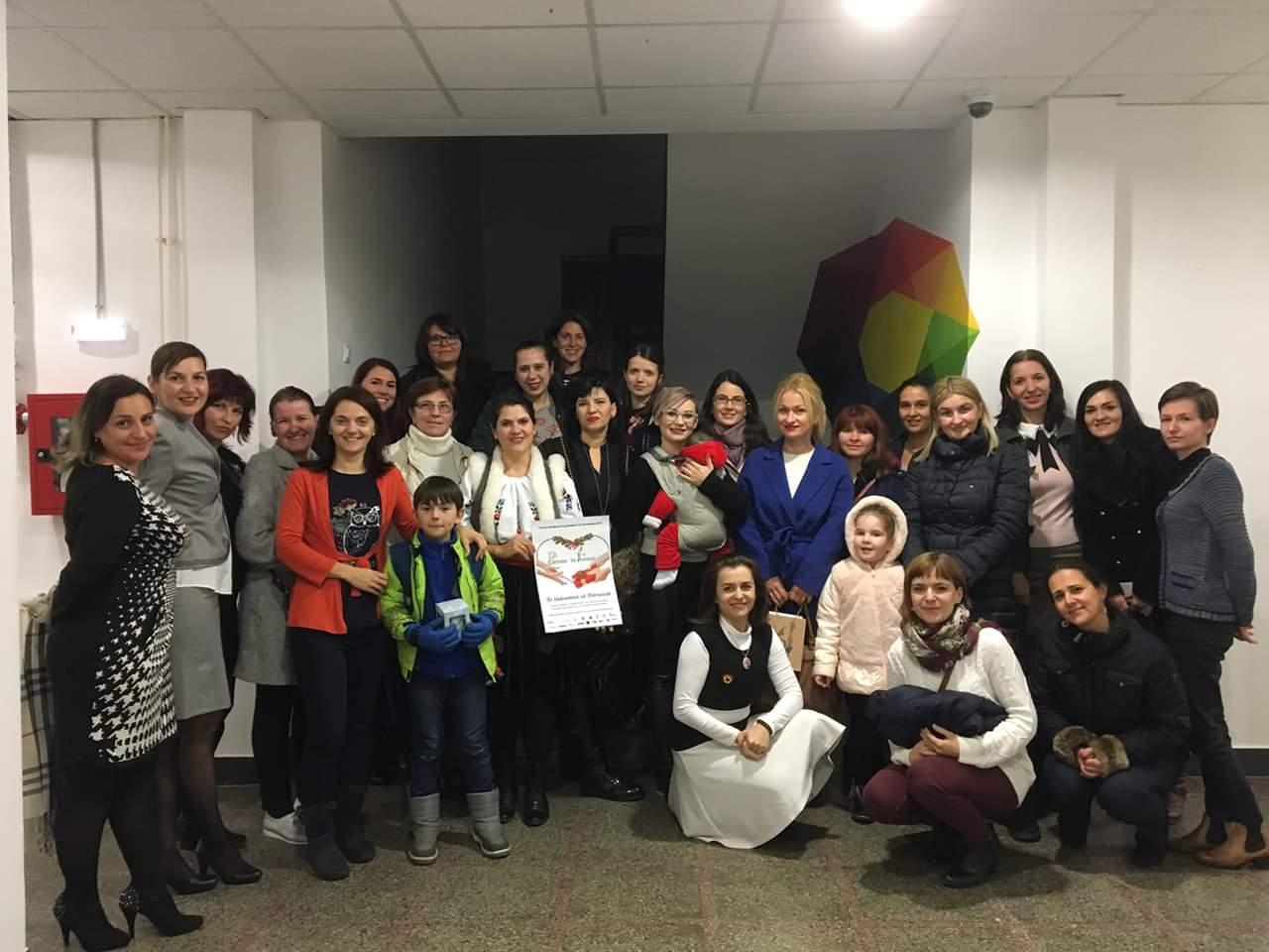 Peste 200 de copii, in grija unuia dintre cele mai longevive proiecte caritabile din Cluj