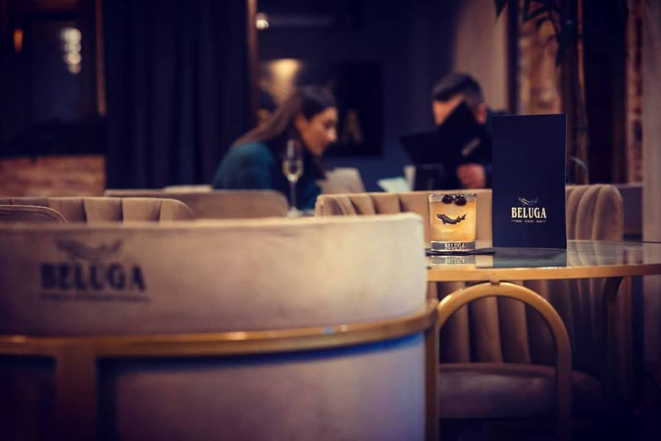 Eleganţă, stil şi clasic – Beluga Restaurant & Bar – cel mai nou local deschis în centrul istoric al Clujului!
