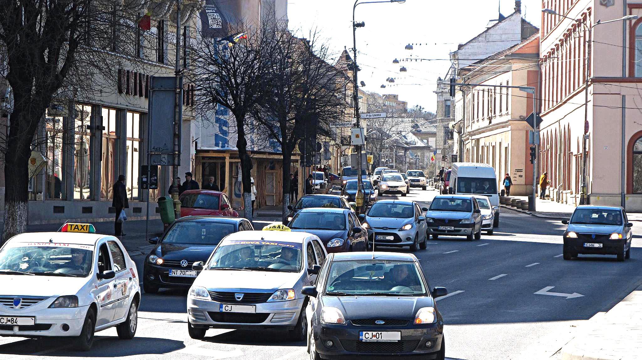 Clujul, printre orașele care sunt obligate să reducă poluarea. România ar putea fi amendată de CE