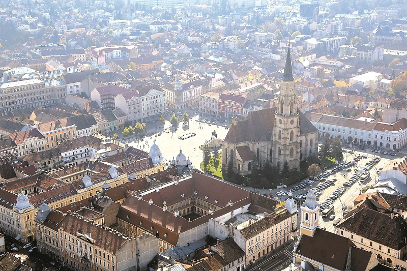 Business de Cluj – Oraşul nostru a avut anul trecut 42.000 de companii şi o cifră de afaceri de 58.7 mld. lei