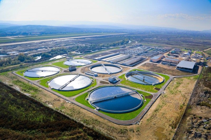 Un proiect european de 355 milioane de euro va aduce apă potabilă şi canalizare în casele a peste 240.000 de clujeni şi sălăjeni!