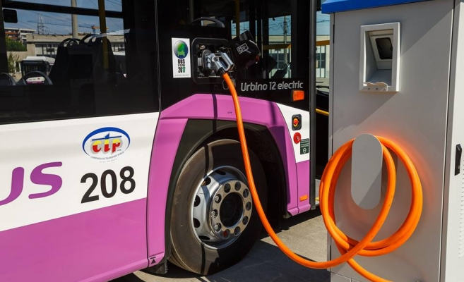 Primăria Cluj instalează noi stații de încărcare a autobuzelor electrice!