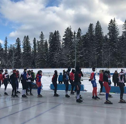 Cupa României la patinaj viteză are loc la Zakopane, în Polonia! Clujul va fi reprezentat de patru sportive!