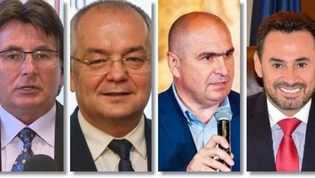 """Astăzi va fi semnată oficial """"Alianţa Vestului"""" între Cluj, Oradea, Arad şi Timişoara pentru a atrage mai uşor fonduri europene şi a nu depinde de Bucureşti!"""