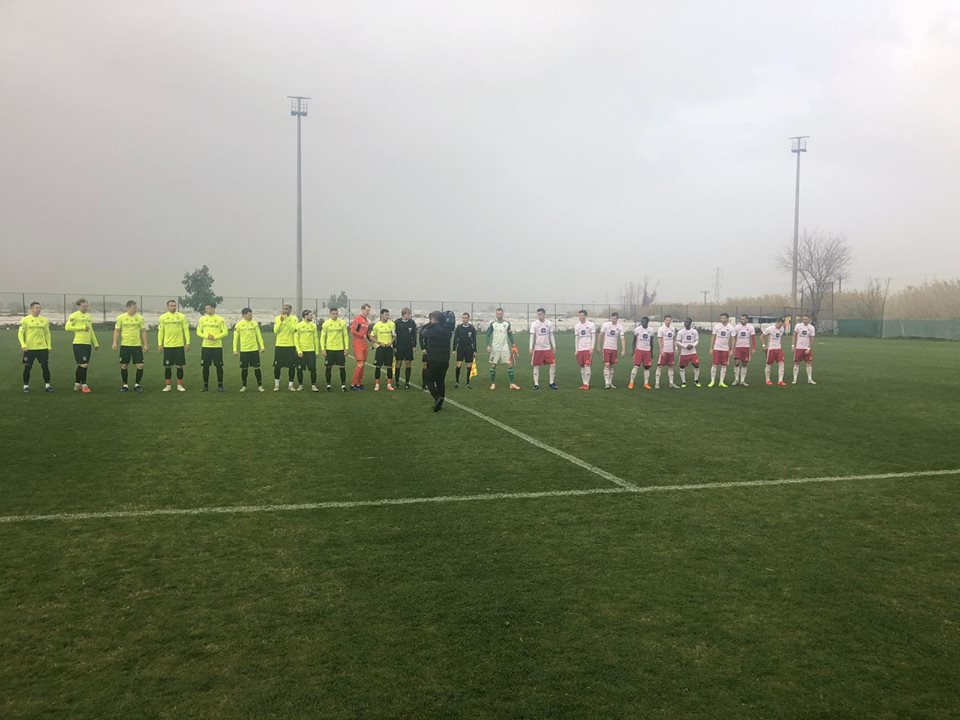 CFR Cluj a încheiat stagiul de pregătire din Antalya cu o victorie împotriva lui AS Trencin!