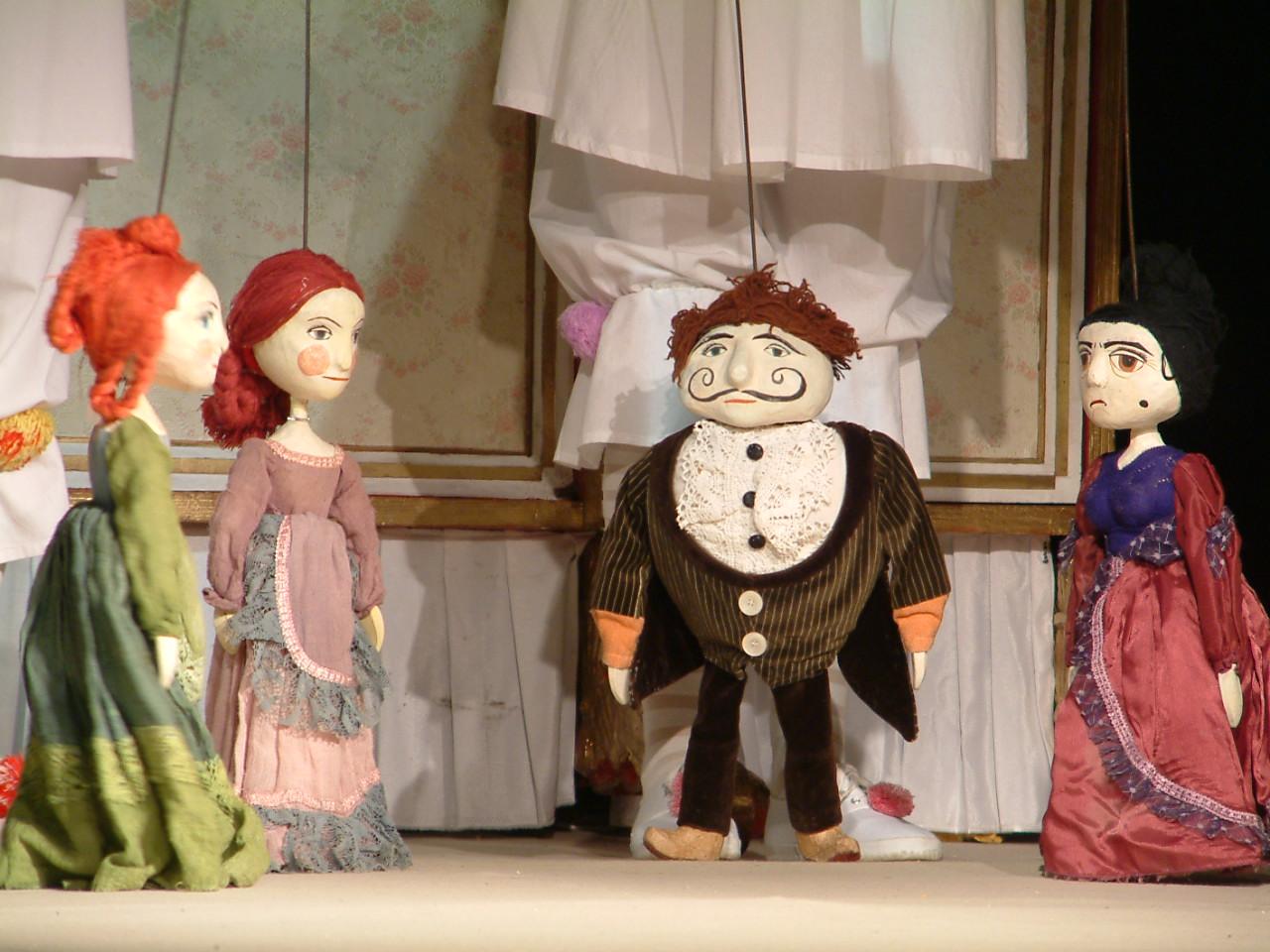 """""""Cenușăreasa"""" revine duminică pe scena Teatrului """"Puck"""""""