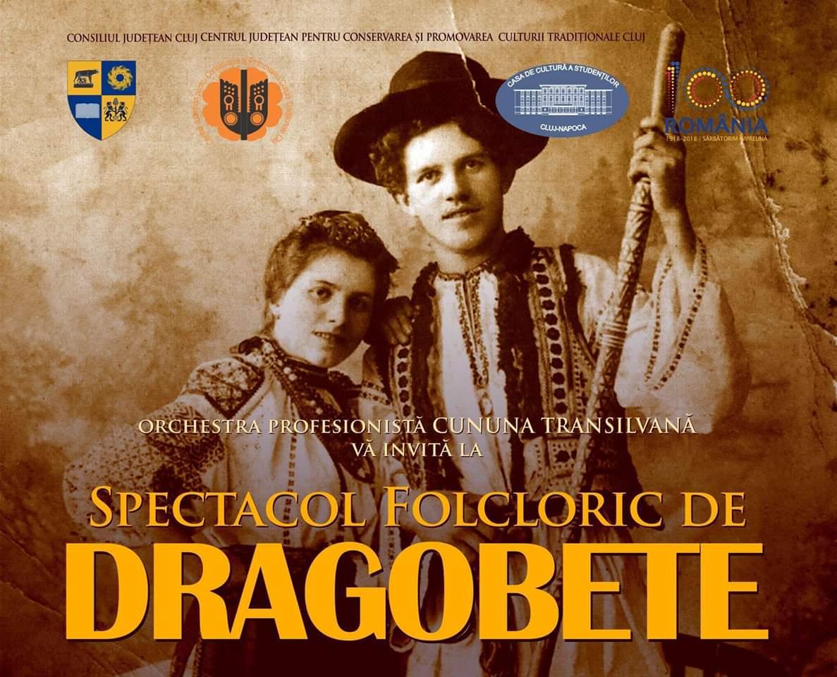 Spectacol folcloric de Dragobete, cu intrare liberă, organizat la Casa de Cultură a Studenților!