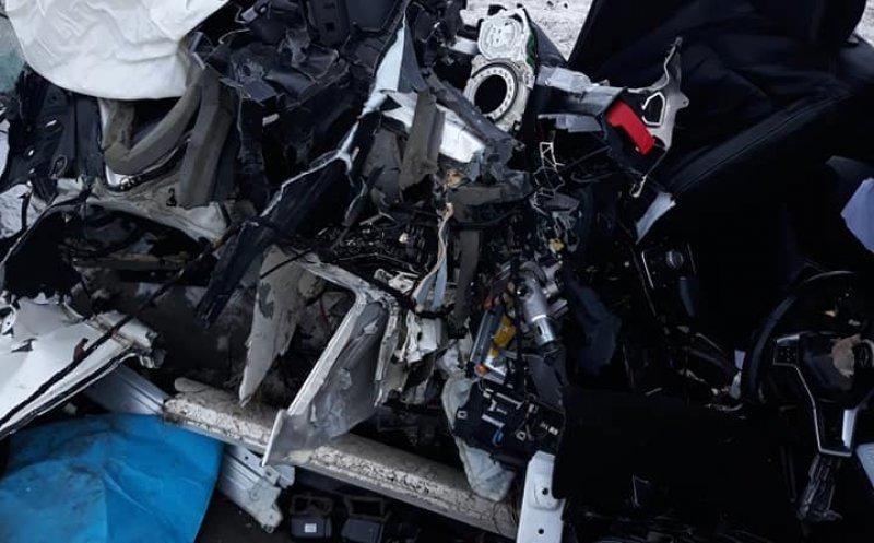 O studentă la UBB din Suceava a murit în urma unui accident pe drumul național E60, la intrare în Cluj-Napoca! Șoferul, aflat sub influența drogurilor, a rămas fără un picior!