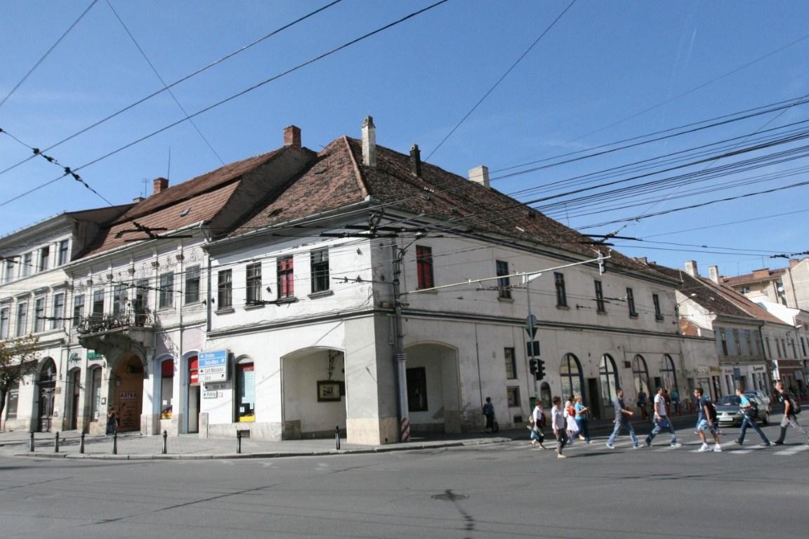 A început modernizarea Casei Hintz, gazda Muzeului Farmaciei din Cluj-Napoca