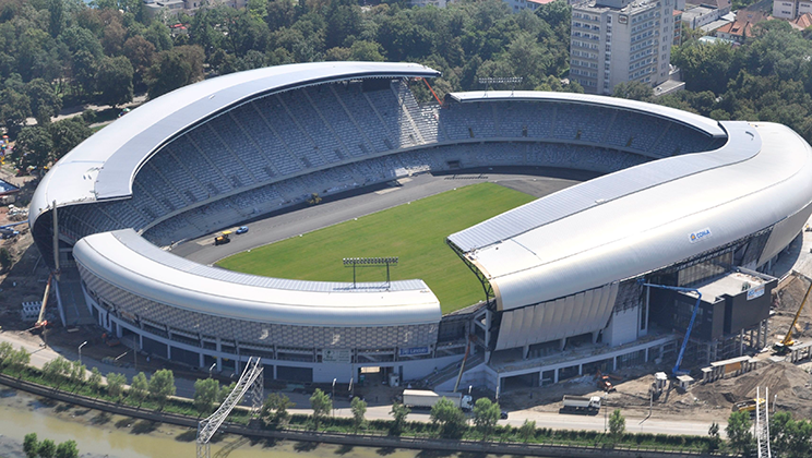 Cluj Arena, Tetarom I și Sala Polivalentă ar putea deveni centre de carantină pentru bolnavii de coronavirus