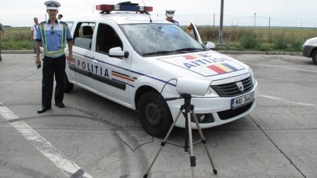 Curtea Constituțională a decis ca radarele poliției române să rămână ascunse!