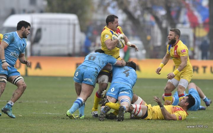 Primul meci internaţional pe Cluj Arena din 2019 va fi România vs Georgia, în cadrul Rugby Europe International Championship!