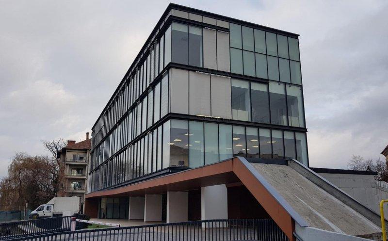 Noul sediu al Inspectoratului Școlar Județean Cluj, inaugurat joi în prezența Ministrului Educației