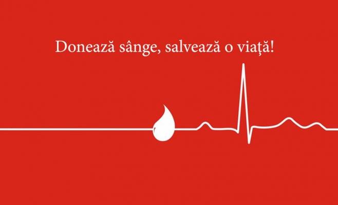 Comunitatea motocicliştilor clujeni organizează o campanie de donare de sânge!
