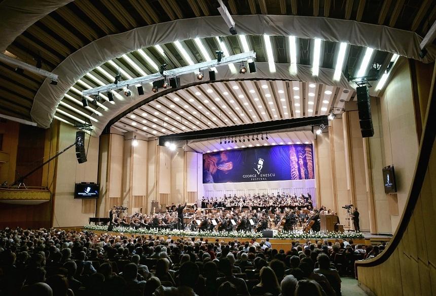 33.000 de bilete vor fi scoase la vânzare la Festivalul Internațional George Enescu!