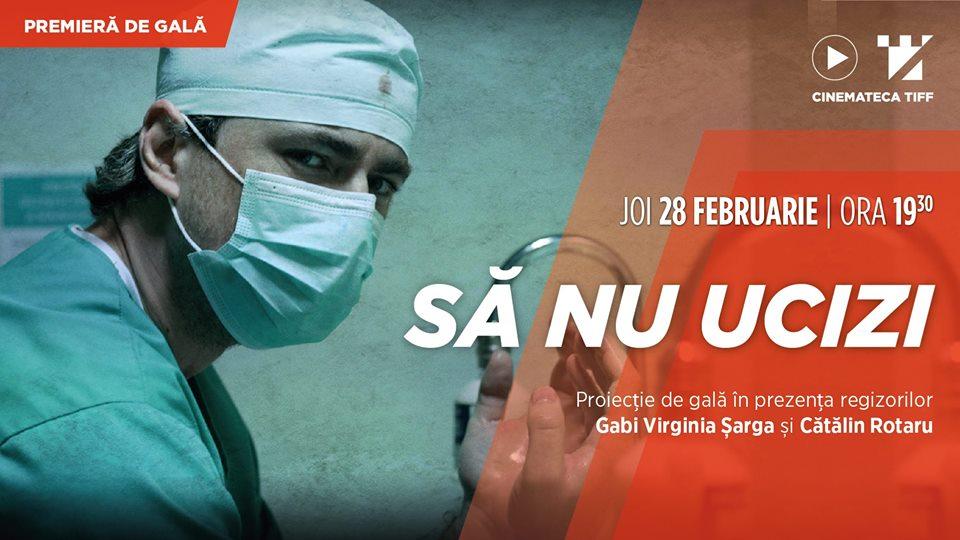 """""""Să nu ucizi"""", avanpremieră la Cinema Victoria din Cluj-Napoca! Filmul intră în cinematografe de la 1 Martie!"""
