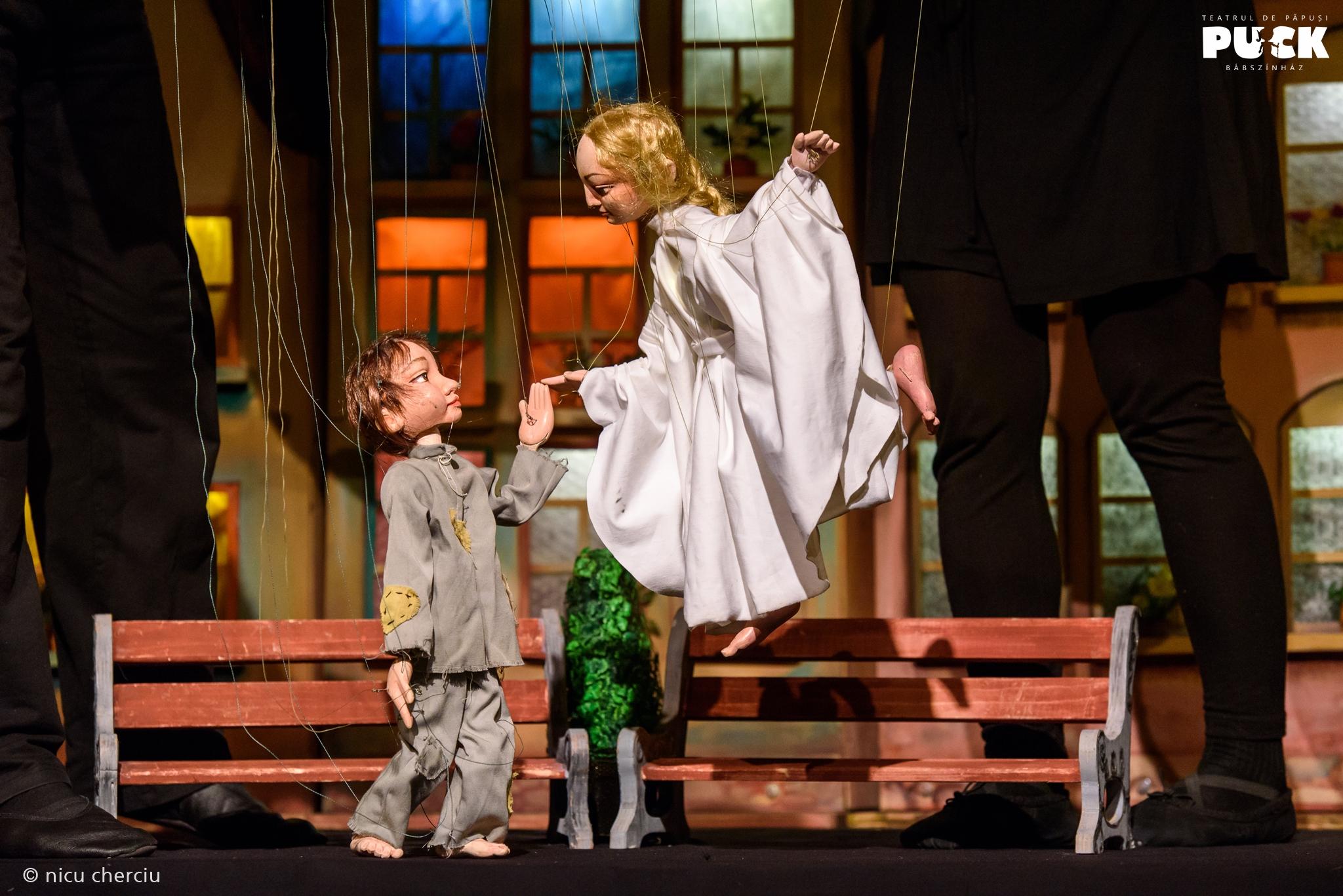 """Un spectacol al Teatrului """"Puck"""" reprezintă România la festivalul """"Izmir International Puppets Days"""" din Turcia"""