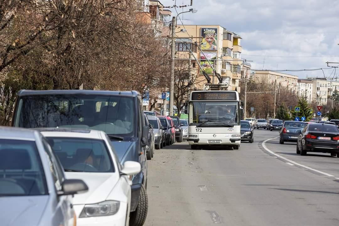 Veste bună – Se face o bandă dedicată trasportului în comun și bicicletelor pe Titulescu