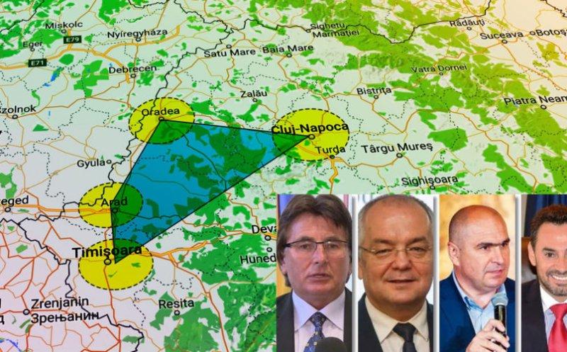 Alianța Vestului va avea un sediu central la Timișoara și o conducere rotativă!
