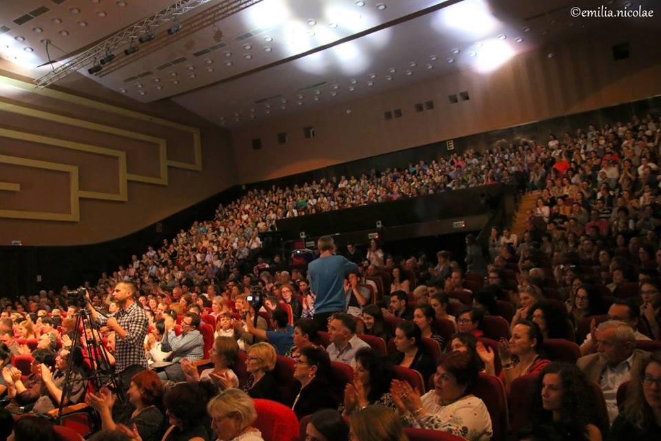 Cenaclul Flacăra revine în aprilie la Cluj-Napoca