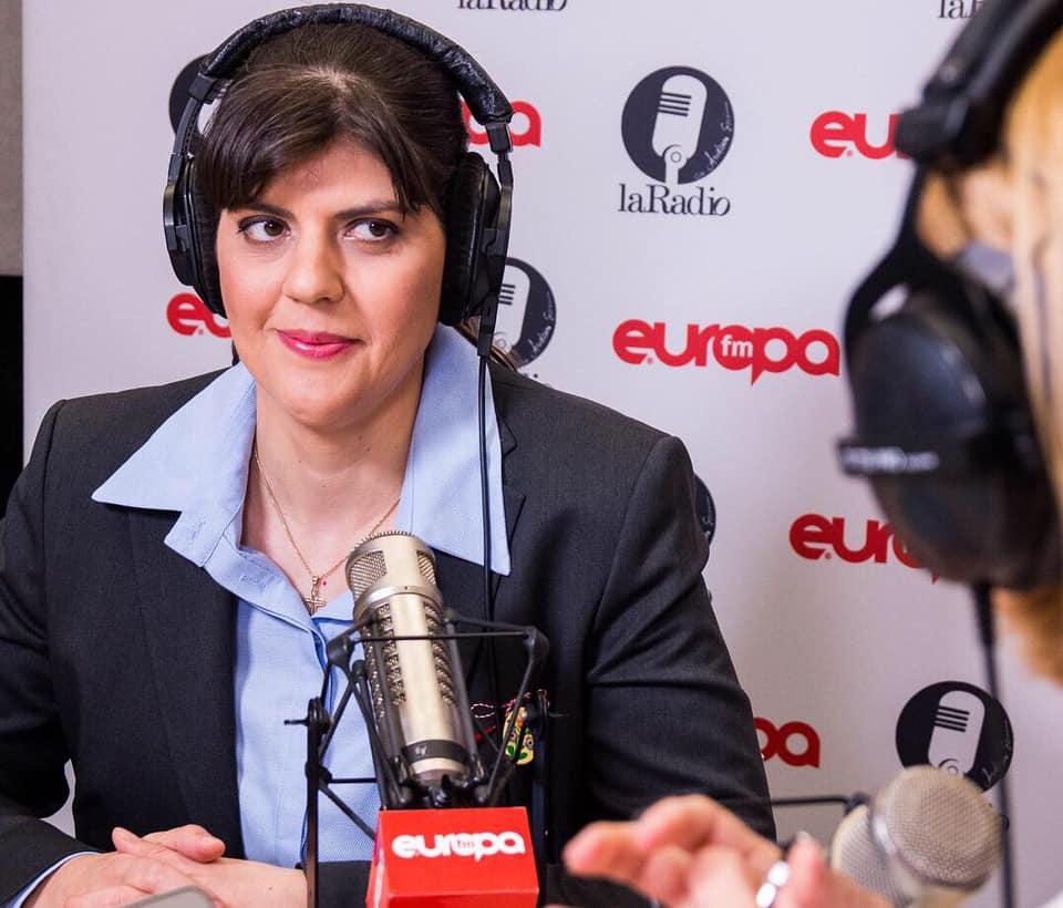 Laura Codruța Kovesi a scăpat de controlul judiciar și poate părăsi țara