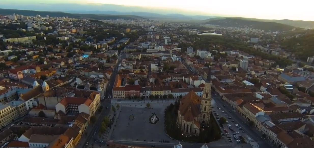 UNTOLD, Salina Turda şi Piața Unirii, incluse în noul clip de promovare a României lansat de Ministerul Turismului