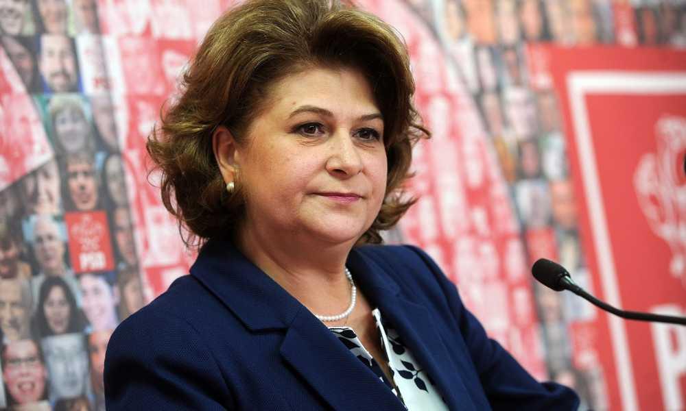 Rovana Plumb deschide lista PSD pentru europarlamentare