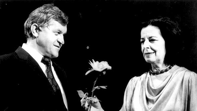 Marea doamnă a teatrului clujean, Silvia Ghelan, a murit la 95 ani!