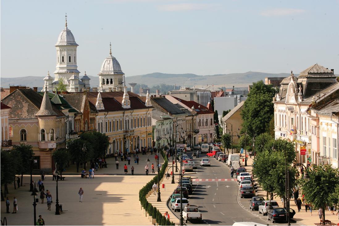 """TURDA, inclus în topul """"Cele mai frumoase orașe mici din România"""""""
