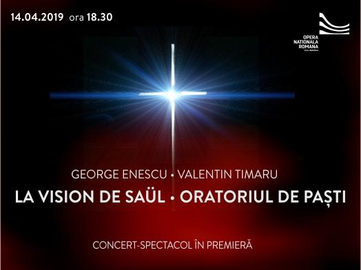 Două premiere duminică, 14 aprilie, pe scena Operei Naționale Române din Cluj