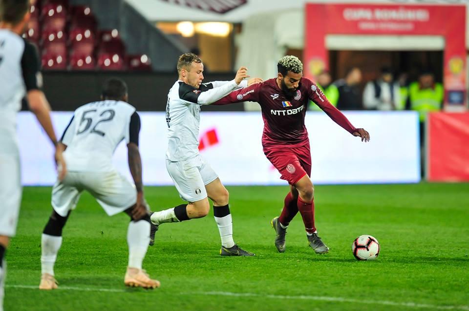 Miza rămâne titlul – CFR Cluj a obținut un 2-2 cu rezervele în manșa a doua a semifinalei cu Astra și este eliminată din Cupa României
