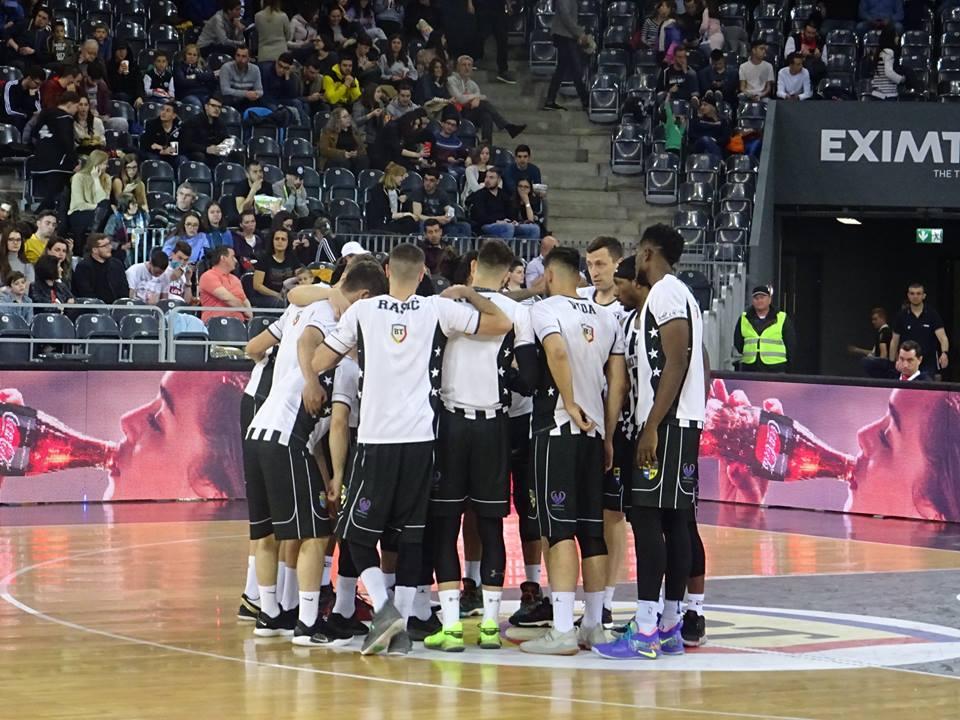 """""""U"""" BT Cluj începe astăzi lupta în play-off-ul Ligii Naționale cu un duel în fața Stelei!"""